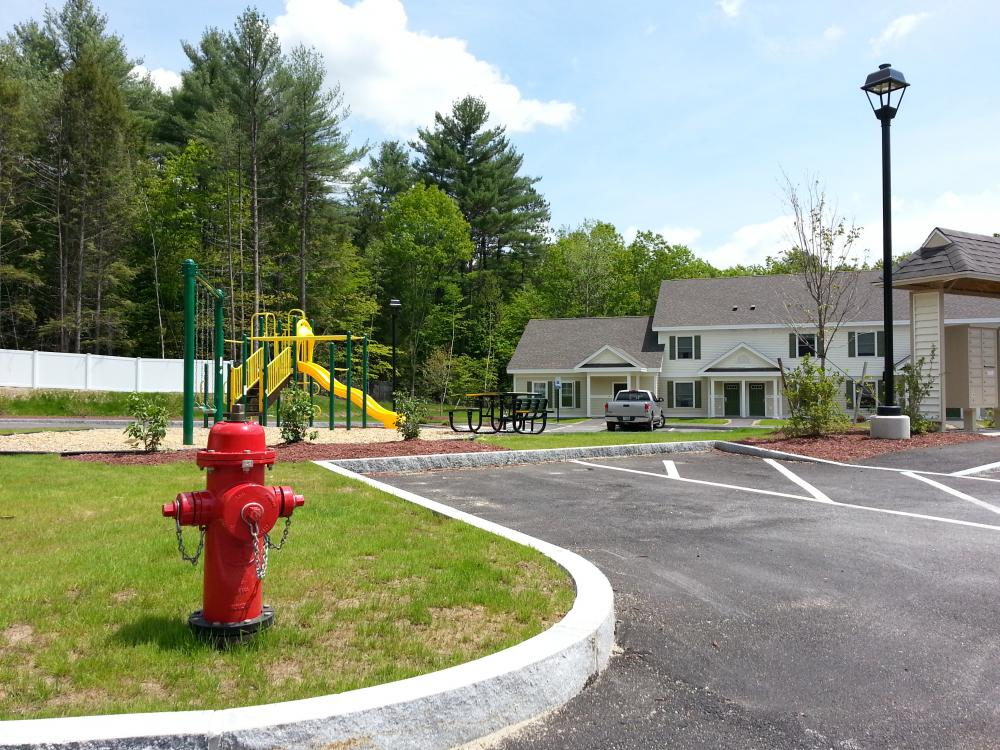 Plymouth Woods Apartments