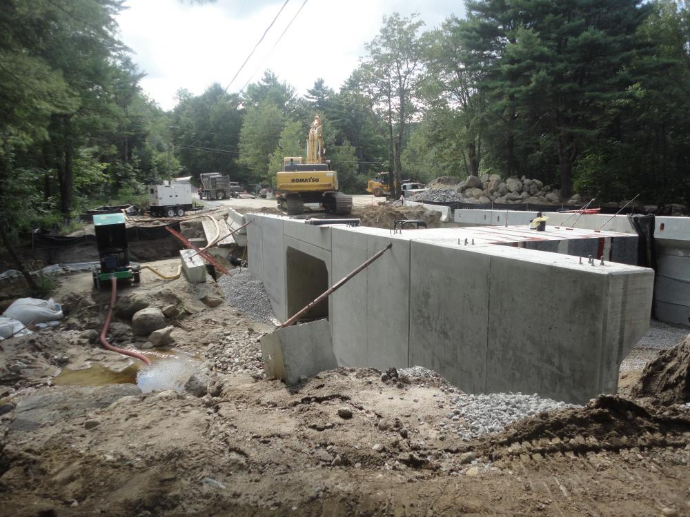 Sand Brook Bridge Replacement