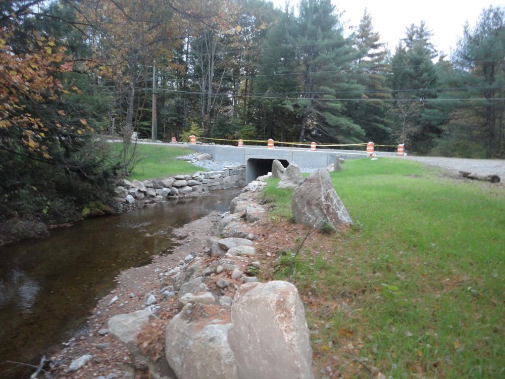 Sand Brook Bridge Replacement