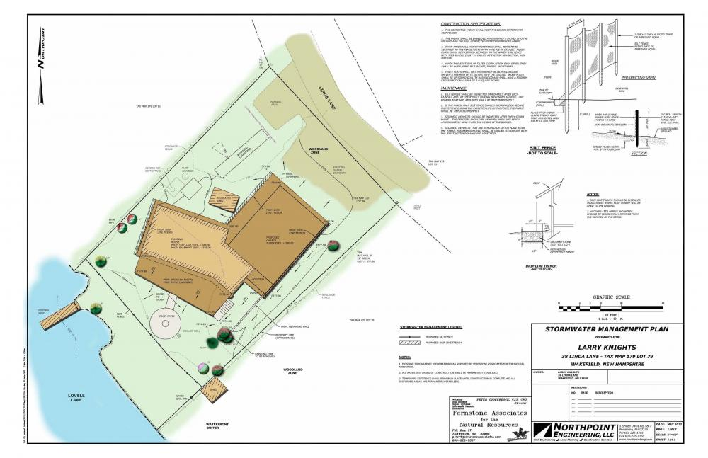 Residential Shoreland Projects