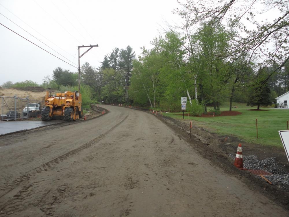 Roberts Road Drainage & Paving Improvements
