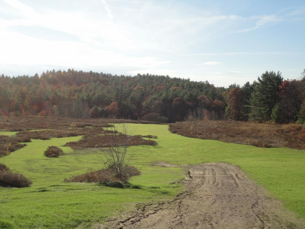 Keeler Gravel Pit