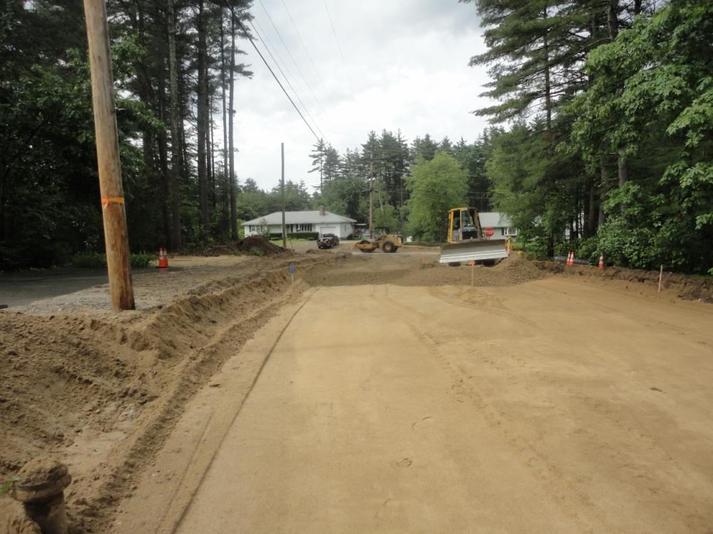 Page Road Improvements