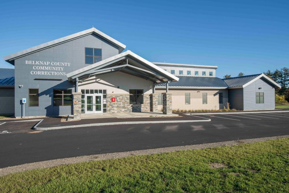 Belknap County Community Corrections Facility